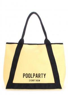 Пляжная сумка Poolparty laguna-oxford-yellow