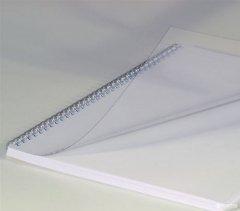 """Обложки для брошюрования пластиковые bindMARK Кристал А3 150 мкм """"прозрачные"""" Бесцветные (2000040195016)"""