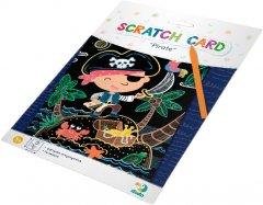 Гравюра Dodo Пират цветной картон (300191) (4820198241742)