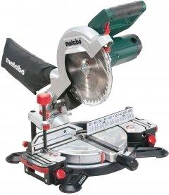 Пила торцовочная Metabo KS 216M lasercut (619216000)