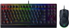 Хит-комплект Клавиатура Razer BlackWidow V3 TKL Green Switch RU (RZ03-03490700-R3R1) + Мышь Razer Viper mini (RZ01-03250100-R3M1)
