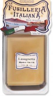 Макаронные изделия Fusilleria di Gragnano Лазаньетта 500 г (8054521403927)