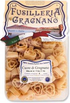 Макаронные изделия Fusilleria di Gragnano Куор Ди Граньяно 500 г (8054521406904)