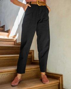 Жіночі джинси Woox 1060 27 Чорний (1060-1 - 14428)