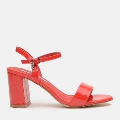 Босоножки XTI Patent Ladies Sandals 32033-5 39 24.5 см Красные (8434739332019)