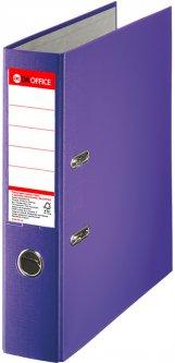 Папка-регистратор DA А4 односторонняя 75 мм Фиолетовая (624429)