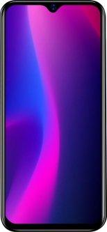 Мобильный телефон Blackview A60 1/16GB Black (Украинская версия)