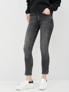 Джинси Calvin Klein Jeans Mid Rise Skinny Ankle J20J215402-1BZ 27 Denim Grey (8719853607503)