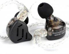 Наушники Knowledge Zenith ZAX mic Black (90402101)