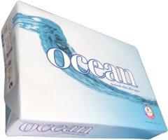 Бумага офисная Ocean А4 80 г/м2 класс B+ 500 листов Белая (7318826535198)