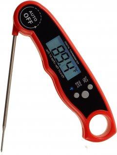 Цифровой пищевой термометр для кухни Supretto Красный (5983-0001)