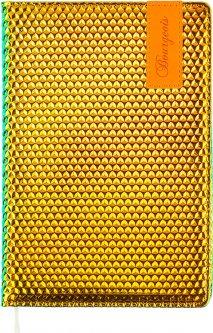 Ежедневник недатированный Bourgeois А5 160 листов Зеленый (6923749726229)