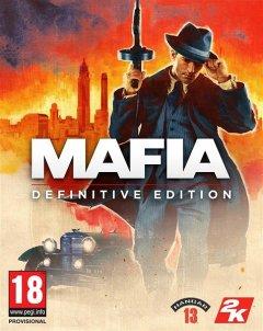 Игра Mafia: Definitive Edition для ПК (PC-KEY, русские субтитры, электронный ключ в конверте)