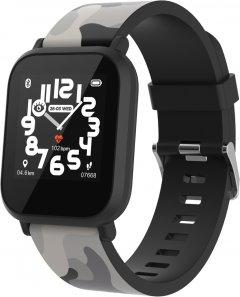 Детские смарт-часы Canyon MyDino KW-33 Black (CNE-KW33BB)