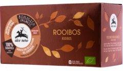 Чай органический Ройбуш Alce Nero 20 пакетиков 115 г (8009004812130)