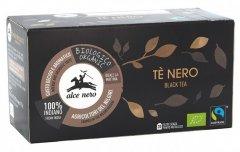 Чай черный органический Fairtrade Индия Alce Nero 20 пакетиков 115 г (8009004901148)