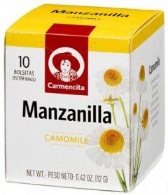 Чай ромашка Carmencita 60 г (8413700055140)