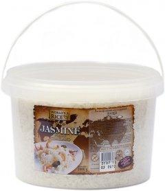 Рис World`s Rice Жасмин 2 кг (4820009100657)