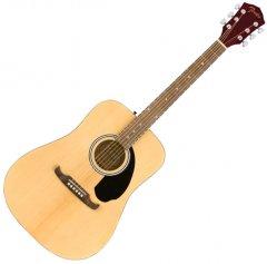 Гитара акустическая Fender FA-125 WN NAT w/GIG BAG (230180)