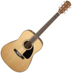 Гитара акустическая Fender CD-60 V3 WN Natural (228747)