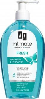 Гель для интимной гигиены AA Cosmetics Fresh с дозатором 300 мл (5900116019536)
