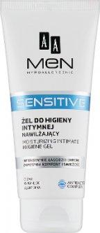 Гель для интимной гигиены AA Cosmetics Men Sensitive 200 мл (5900116020341)