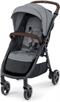 Прогулочная коляска Baby Design Look 2020 07 Gray (202568)