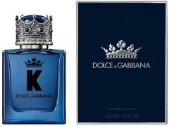 Парфюмированная вода для мужчин Dolce&Gabbana K by Dolce&Gabbana Pour Homme 50 мл (3423473101154)