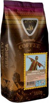 Кофе в зернах Galeador Арабика Танзания АА 1 кг (4820194530567)