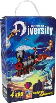 Настольная игра Strateg Diversity (укр) (30869)
