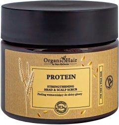 Скраб для волос и кожи головы Stara Mydlarnia Organic Hair с натуральными растительными белками 200 мл (5901638424600)