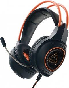 Игровые наушники Canyon Nightfall Black/Orange (CND-SGHS7)