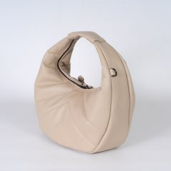 Стильная женская сумка Eliza 12-21 Бежевый