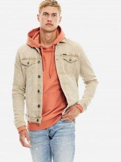 Куртка джинсовая Garcia GS110259 XXL Оливковая (8713215185067)