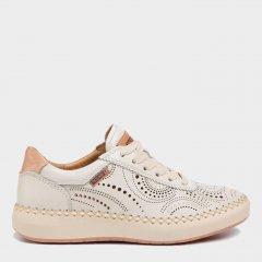 Туфли PIKOLINOS W6B-6996-NATA 39 26 см Белые (8434317924902)