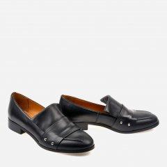 Лоферы Grand Style 20290-01 39 Черные (ГС00280324)