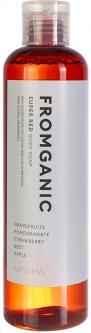 Жидкое мыло для тела Missha Fromganic Body Soap Super Red 300 мл (8809581455597)