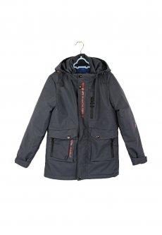Куртка для хлопчика Jie Kei 2025 158 см Графітова (2000903040477)