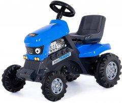 Трактор-каталка Полесье Turbo Синий (4810344084620)