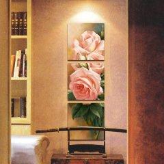 Картина модульная по номерам Babylon Нежные розы 50*150 см 3 модуля (в коробке) арт.MS14048