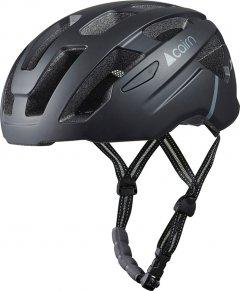 Велосипедный шлем Cairn Prism II full black 58-61 (0300280-02-58)