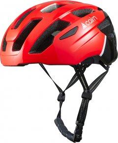 Велосипедный шлем Cairn Prism II shiny bright-red 58-61 (0300280-20-58)