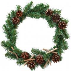 Венок декоративный Новогодько (YES! Fun) Рождественская ночь 40 см (904204)