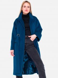 Пальто Milhan 1738 38 Морская волна (2000000031279)