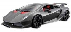 Автомодель Bburago (1:24) Lamborghini Sesto Elemento (18-21061) Серый металлик