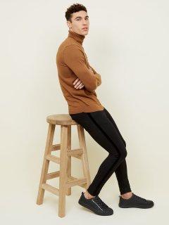 Джинси New Look Super Skinny 48-50р L 34/32 UK36/34 чорні 20-00141