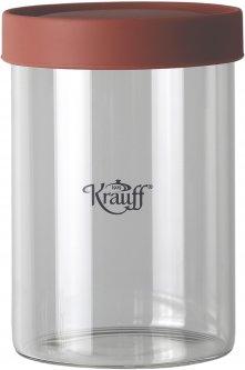 Банка для сыпучих продуктов Krauff Stapel 900 мл (31-289-007)