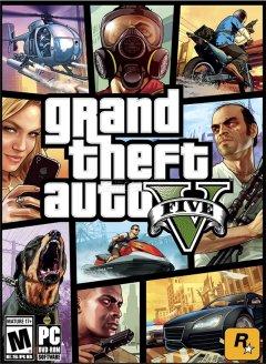 Grand Theft Auto V (GTA 5). Premium Online Edition для ПК (PC-KEY, русские субтитры, электронный ключ в конверте)