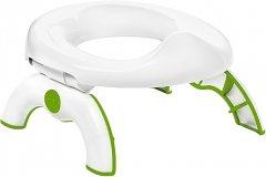 Детский дорожный горшок-туалет Bpafree Go Potty for Travel 2-in-1 (2000992395830)