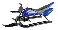 Санки-мотоцикл KIDIGO (Sled07)